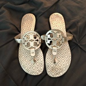 4739b89ae95748 Tory Burch Miller Sandals